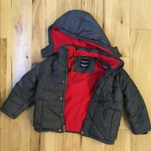 Toddler Boys Calvin Klein Jacket